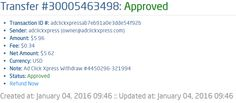 Ad Click Xpress is the top choice for passive income seekers. Making my daily earnings is fun, and makes it a very profitable! I am getting paid daily at ACX and here is proof of my latest withdrawal. This is not a scam and I love making money online with Ad Click Xpress. I WORK FROM HOME less than 10 minutes and I manage to cover my LOW SALARY INCOME.