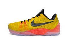 the best attitude b5105 e4ac3 Nike Skor Rea, Venoherron V Herr University Svart Gul Orange