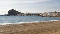 Costa Calida, Aguilas beach