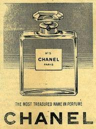 Chanel No. 5, 1958