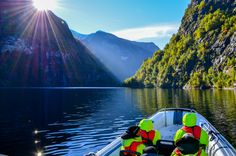 The Nærøyfjord in autumn by RIB. Closer To Nature, Norway, Tours, Autumn, Activities, Adventure, Mountains, Travel, Viajes