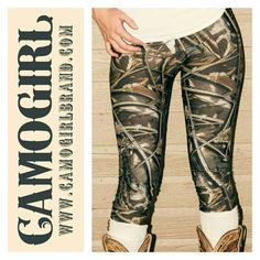 Want Camo leggings Sooo bad Cute N Country, Country Girl Style, Country Fashion, My Style, Country Life, Camo Outfits, Girl Outfits, Hunting Clothes, Camo Clothes