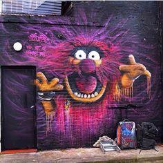 "GNASHER ""Animal!"" En Camden Londres"
