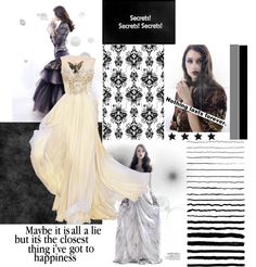 """""""Tessa Gray :33 (From The Infernal Devices)"""" by poopdeloop100 ❤ liked on Polyvore"""