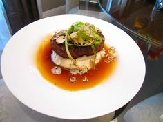 Another delicious creation by Chef David Verzello [ www.enjoyfoiegras.com ]