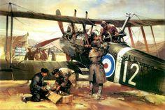 1917 RE8 - Michael Turner