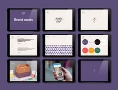 Mindful Chef Visual identity
