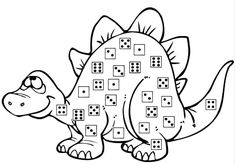 Fun Activities For Kids, Zebras, School Projects, Drake, Dinosaurs, Dinosaur Coloring Pages, Activities, Colors, Animaux