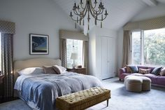 How to Design a Bedroom That Puts You to Sleep | Decorist Decor, House And Wilson, Interior, Home, Vintage Sconce, Bedroom Design, Breakfast Bar Chairs, Vintage Kitchen Table, Interior Design