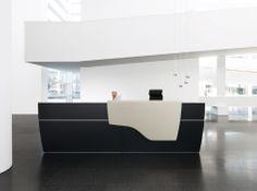 Muebles para la comunicación - Puntos de encuentro – Mostradores de recepción Sedus