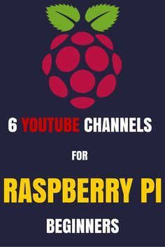 6 Youtube Channels For Beginner Raspberry Pi Users --> http://www.slothygeek.com/6-youtube-channels-every-raspberry-pi-owner-should-follow/ #tech #raspberrypi #raspberry #minipc #arduino #linux