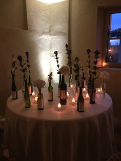 Tableau Marriage  Bottiglie di vino