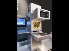 10 cozinhas compactas e ideais para pequenos espaços - limaonagua