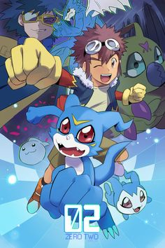 647 Best Digimon Adventure 02 images in 2019   Digimon