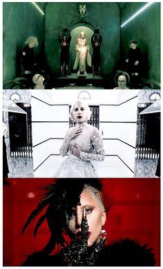 """Lady Gaga - """"AHS Hotel"""" promo ~ American Horror Story"""