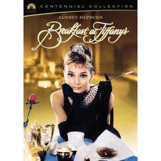 Breakfast At Tiffany's: Audrey Hepburn, George Peppard