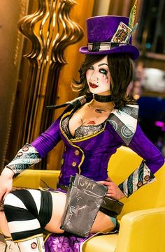 Madd Moxxi Cosplay