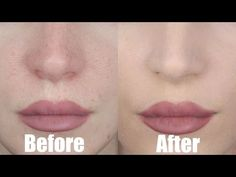Here& how to stop your foundation from separating on your face. It is the most irritating thing when you think your foundation is looking flawless, only to . Nose Makeup, Contour Makeup, Skin Makeup, Diy Beauty Makeup, Makeup Tips, Makeup Videos, Makeup Tutorials, Makeup Products, How To Apply Foundation