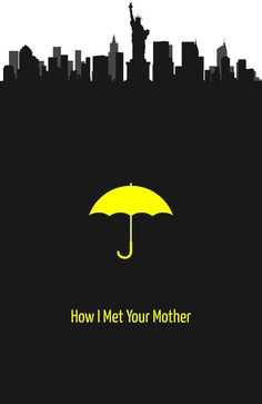 Resultado de imagem para how i met your mother wallpaper umbrella