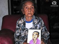 Suti, mantan aktivis Gerwani saksi tragedi 1965. Foto oleh Ari Susanto/Rappler