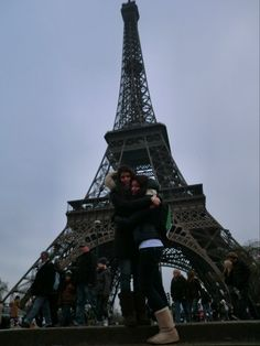 Paris with Erika ❤