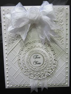 PartiCraft (Participate In Craft): White On White For You