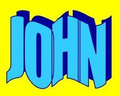 IL SIGNIFICATO ETIMOLOGICO DI UN NOME MOLTO DIFFUSO - JOHN John è un nome assolutamente molto diffuso non in Italia ma in altri Paesi europei ed extra europei. Se guardiamo ai dati degli Stati Uniti d'America oppure a quelli della Gran Bretagna allora scopriamo che John è un nome incredibilmente diffuso. Però anche nel nostro Paese ritroviamo non poche persone che lo portano e in effetti siam oad alcune migliaia. Ovviamente esiste una versione italiana d #john #etimologia