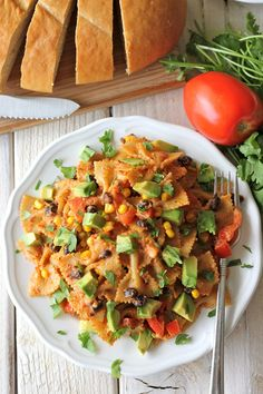 Spicy Chipotle Pesto Pasta
