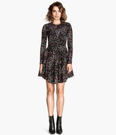 H&M Circle Dress (So cute, perfect for a birthday party! The little dots look like sprinkles :) ) <3