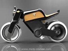 Tesla_Concept_Motorcycle_st2pz : nice piece of engineering ... looking like a Playmobil bike ;-)
