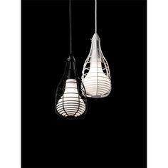Lámpara Cage Mic suspensión de Diesel & Foscarini.  Muebles de diseño.  #lighting