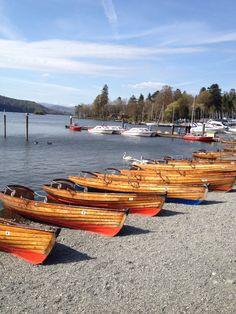 Windermere  Lake District, Cumbria.