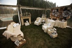 Stephania and Brian's Backyard Wedding With a Touch of Autumn Vintage Elegance