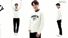 SPAO x EXO : PLAY with BULLDOG - Kai (1/3)