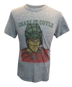 hot sales 802e1 a4988 Minnesota Wild Charlie Coyle Image T-Shirt Minnesota Wild Hockey, Image T,  Hockey