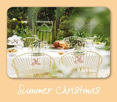Annabel's amazing menus - Summer Christmas, Weekend Brunch and Christmas Brunch Menu, Summer Christmas, Birthday Brunch, Easter Brunch, Brunch Table Setting, Table Settings, Wedding Brunch Reception, Brunch Appetizers, Cooking Tv