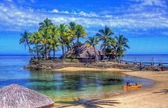 Fiji by erika