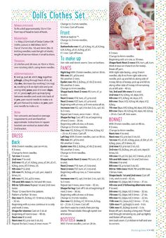 Issuu is a digital publishing platform that makes it simple to publish magazines, catalogs, newspapers, books, and more online. Easily share your publications and get them in front of Issuu's millions of monthly readers. Title: Woman s weekly knitting crochet september 2015 bak, Author: Ti Ra, Name: Woman s weekly knitting crochet september 2015 bak, Length: 76 pages, Page: 41, Published: 2015-10-28