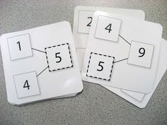Encuentra el número - Aprendiendo matemáticas