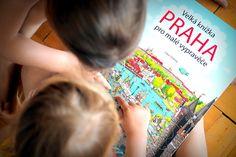 knihovnička | Praha pro malé vypravěče