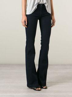 "NWT 7 For All Mankind Charlize Flare Jeans, Mercer Wash, 35"" INSEAM, Sz 28 #7ForAllMankind #Flare #ebay #ebaysale #forsale"