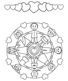 Mandalas Coloring Pages