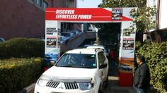 Discover Effortless Power  Pajero Heart In Mouth Event Ludhiana, Punjab  Some event pics