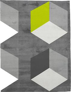 Cubizzmo Bech Cb102 Rug from the Modern Masters 1 collection at Modern Area Rugs