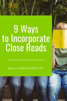 Check out these 9 awesome ways to incorporate close reading into your upper elementary classroom. Great ideas for whole class, small group, centers, holidays, test prep