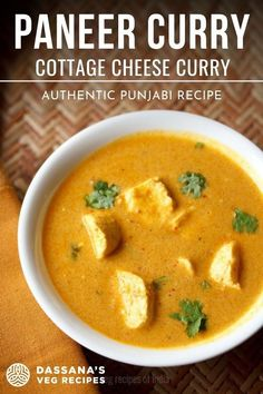 Paneer curry is a rich and delicious cottage cheese curry made in an onion-tomato-cashew base. In Indian restaurants, many paneer curry recipes are served and this is one such popular recipe in the restaurants' menu. You are ready to make it at home with this easy step by step recipe!