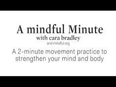 Try This Movement Practice Before You Meditate - Mindful