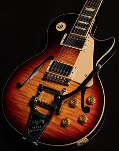 Gibson Memphis2016 ModelES-Les Paul.86-1.00/6.24 lbsBourbon Burst