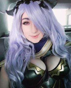 fire emblem if cosplay Fire Emblem Fates Camilla, Cosplay Tumblr, Video Game Cosplay, People, Anime, Cartoon Movies, Anime Music, People Illustration, Animation