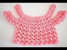 Fabulous Crochet a Little Black Crochet Dress Ideas. Georgeous Crochet a Little Black Crochet Dress Ideas. Crochet Diy, Crochet Girls, Crochet Braids, Crochet For Kids, Crochet Hats, Crochet Summer, Crochet Stitches, Crochet Patterns, Summer Blouses